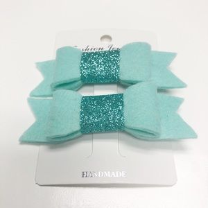 Other - Sale 2/$8. Set of two hair clips